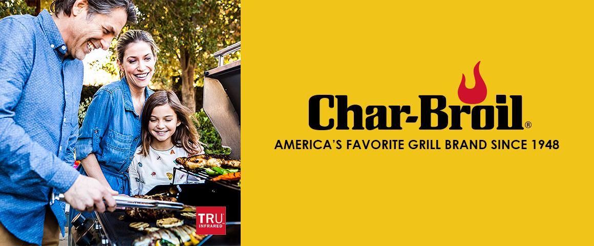 Charbroil parrilla americana