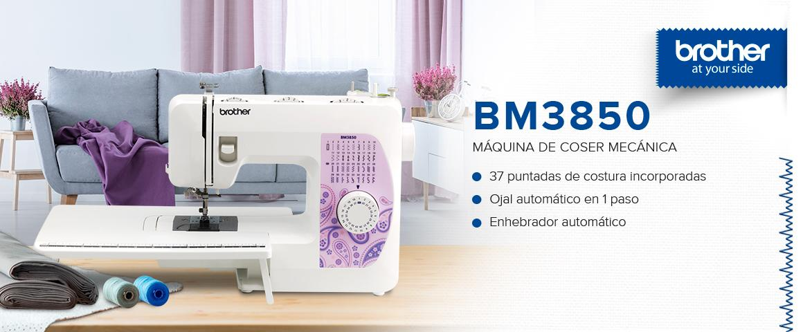 Maquina de coser BM3850
