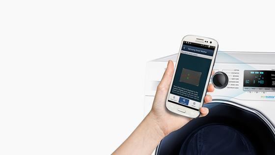 Samsung Lavadora-secadora con tecnología Eco Bubble, 10.5 kg