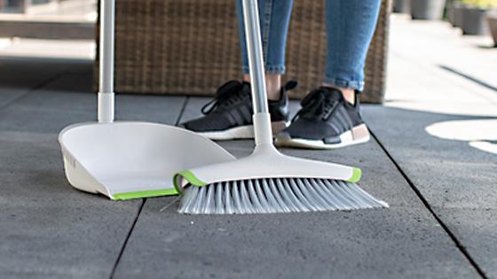 El equipo perfecto para  la limpieza de tu hogar.