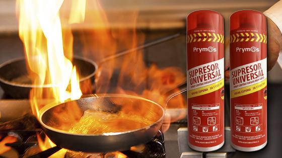 Spray contra incendios Prymos®