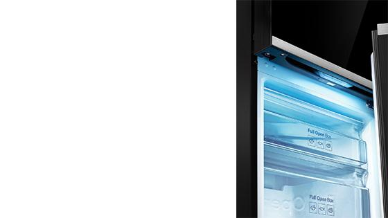 Samsung Bottom Mount de 367L con Space Max