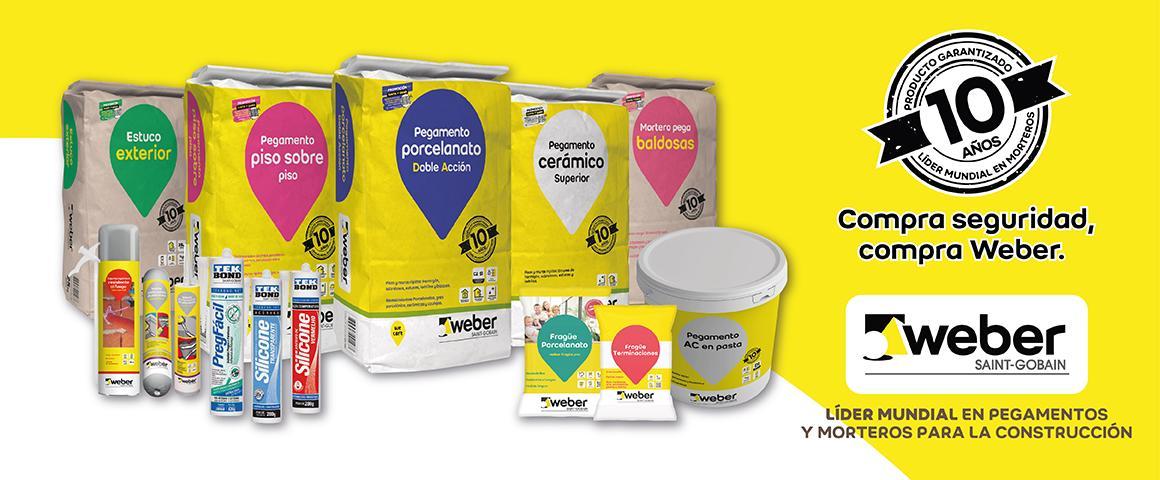 Adhesivo porcelanato doble acción (DA)