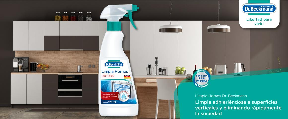 Limpia hornos