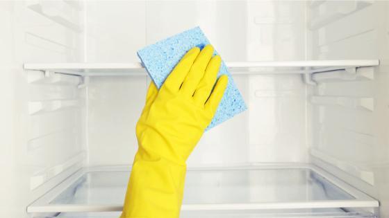 Limpia refrigerador