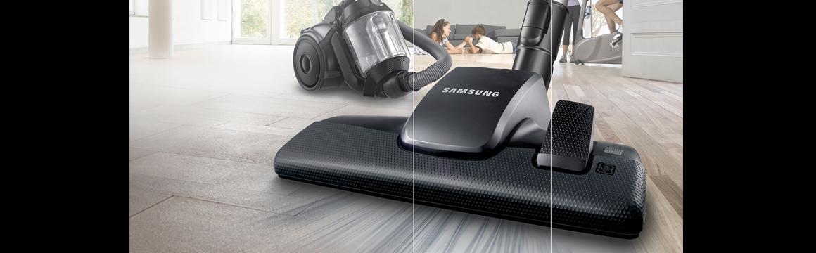 Aspiradora Ciclónica Samsung, 2 L