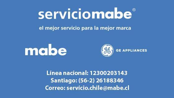 Servicio técnico mabe