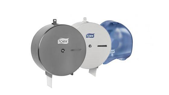 Papel higienico hi55024 compatible con dispensadores estandar