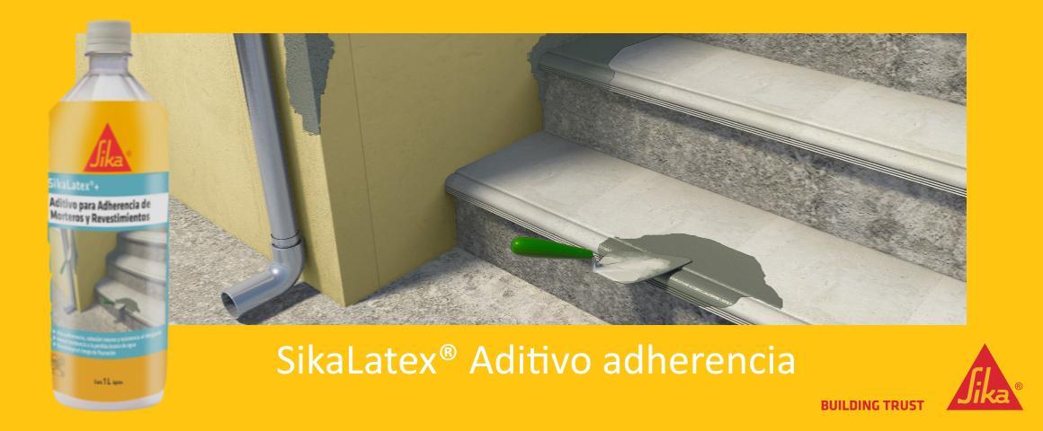 sikalatex aditiivo de adherencia, promotor de adherencia