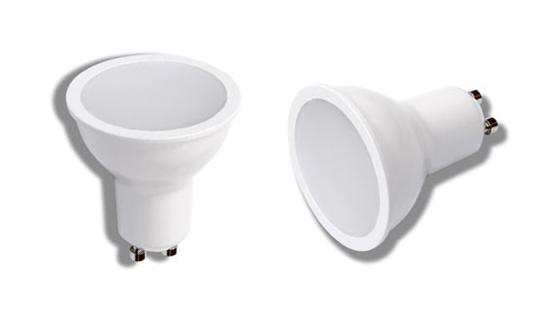 Ampolletas LED 6w Luz Fría.