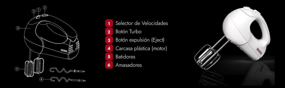 BATIDORA TH-8830