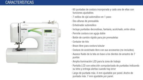 Maquina de coser CE6006
