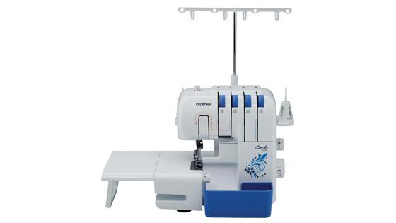 Combo maquina de coser overlock