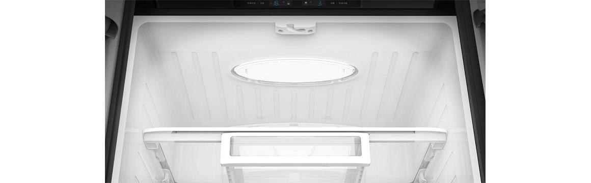 French Door de 435L con Twin Cooling Plus, RF62QESG/ZS