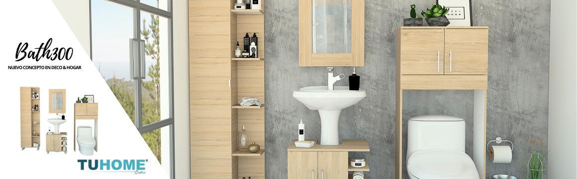 Muebles de Baño Tuhome