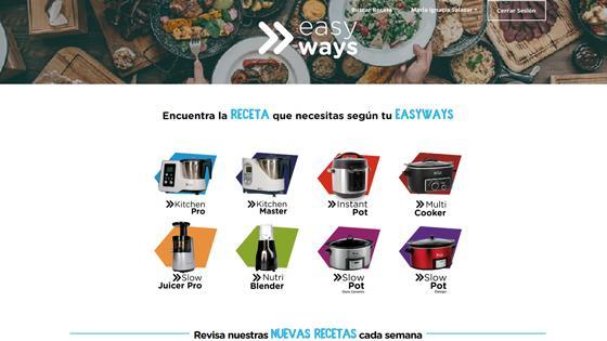 Recetas EasyWays