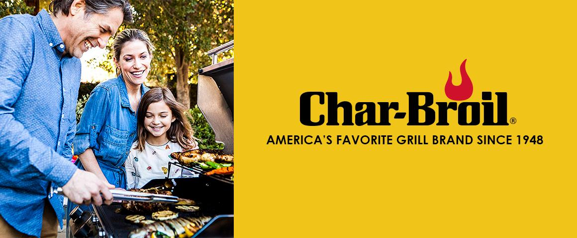 Charbroil Performance gas