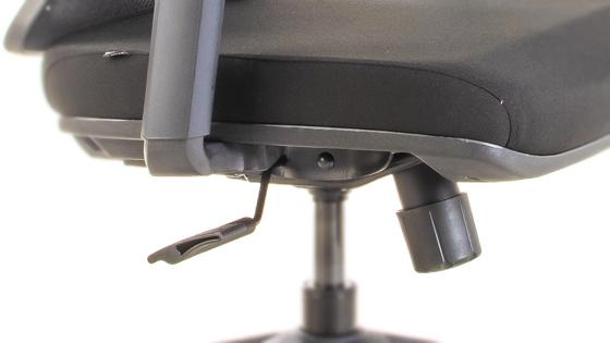 Mecanismo sincrónico de la silla ergonómica STARK-2 de Mikra