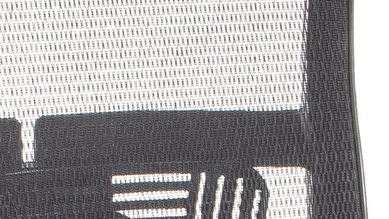 Malla del respaldo de la silla ergonómica STARK-2 de Mikra