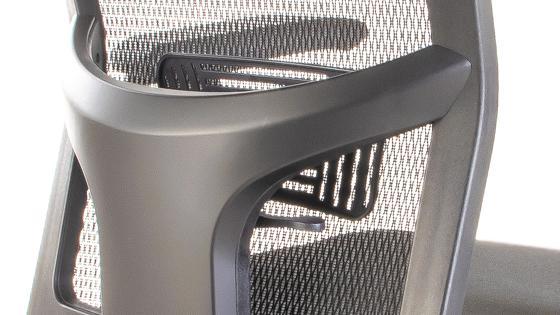 Soporte Lumbar Regulable Silla Gerencial MASKA-2 con Cabecero