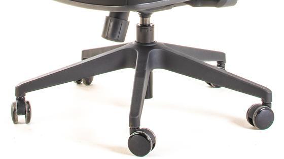 Base silla ergonómica MASKA-2 con cabecero de Mikra