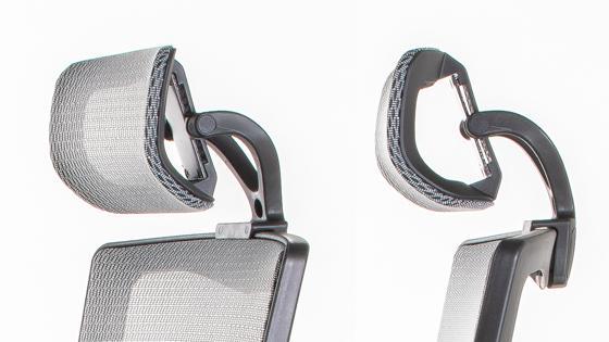 Cabecero Regulable de la silla ergonómica Maska-X