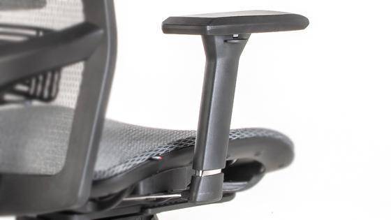 Brazo 3D de la silla Maska-X con Cabecero