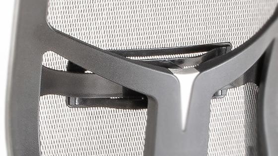 Apoyo lumbar regulable de silla BIT-2CL de Mikra