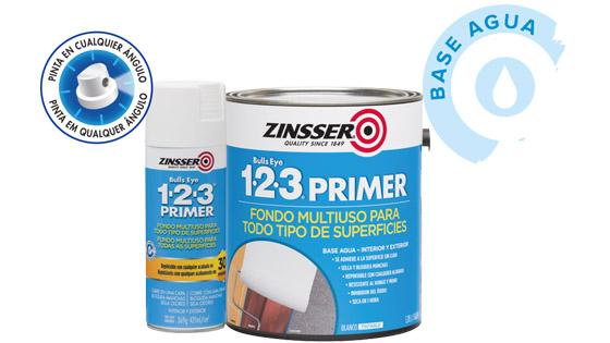 primer, imprimante, zinsser, rust oleum, fondo multiuso, preparación superficies