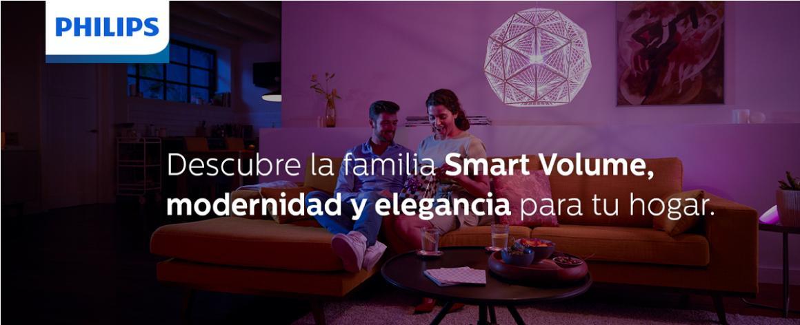 Descubre la familia Smart Volume, modernidad y elegancia para tu hogar.