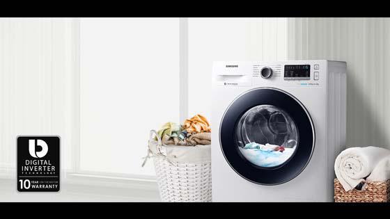 Lavadora-Secadora con Eco Bubble, 9/5kg, WD90M4453JW/ZS