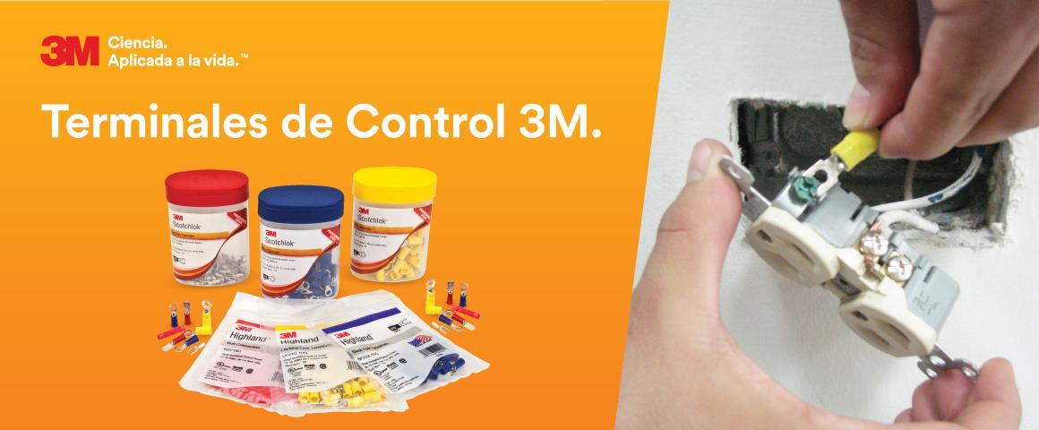 Terminales de Control 3M