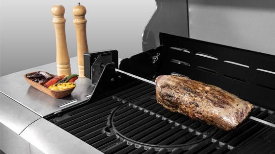 PARRILLAS BBQ GRILL