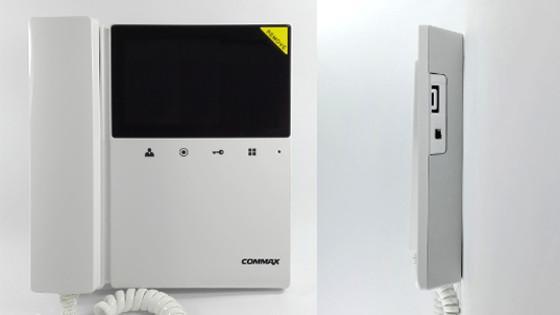 Citófono con monitor color