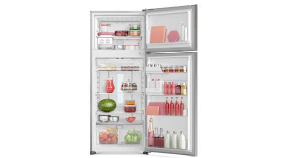 Más espacio interior con el Refrigerador Advantage 5500E