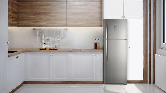 Modernidad y elegancia para tu casa con el Refrigerador Advantage 5500E