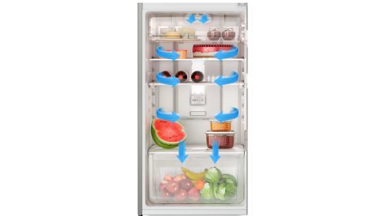 Sistema Multiflow con el Refrigerador Advantage 5500E