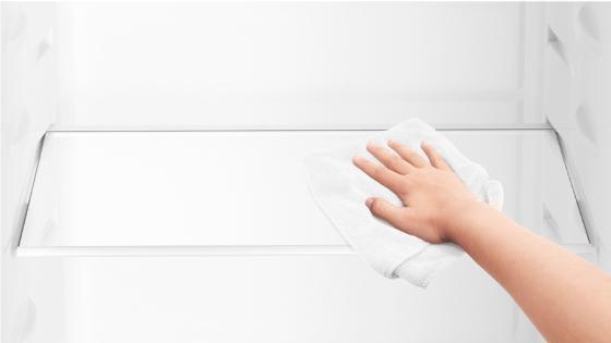 Bandejas de vidrio templado con el Refrigerador Advantage 5500E