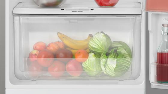 Zona Fresca (Verdulero de gran capacidad) con el Refrigerador Advantage 5500E