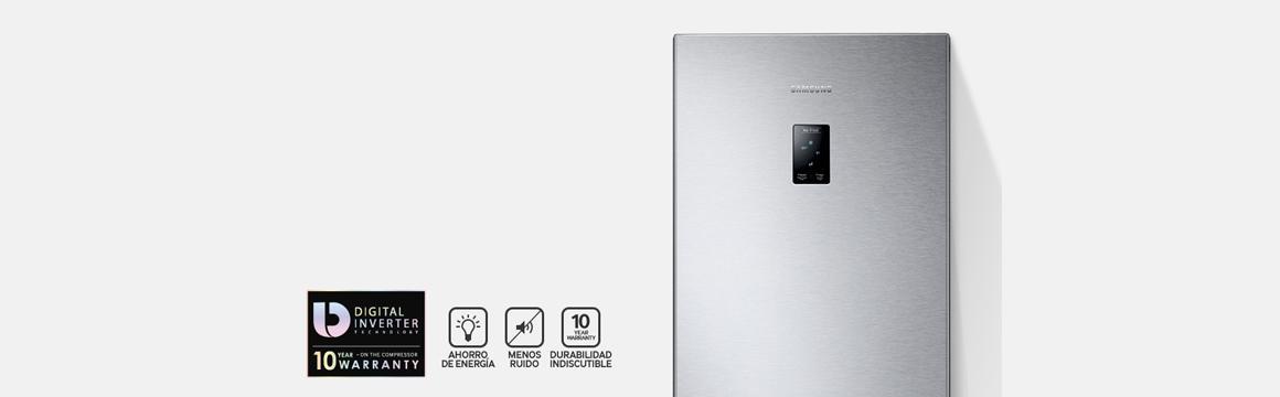 Samsung Bottom Mount de 360L con Space Max