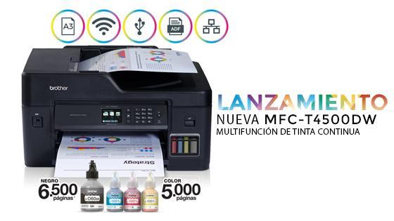 Impresora Multifuncional de Inyeccion
