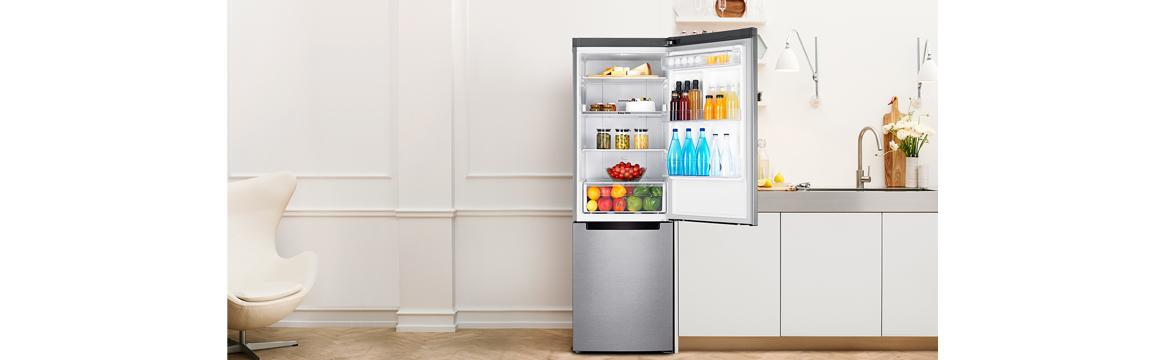 Refrigerador Bottom Mount Freezer con tecnología Mono Cooling, 311 L