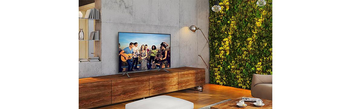Samsung UHD 4K Smart TV UN55NU7095GXZS