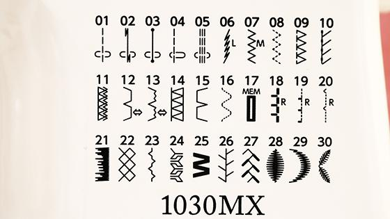 1030MX