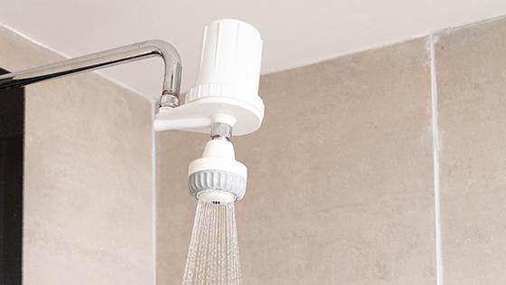filtro de agua para ducha