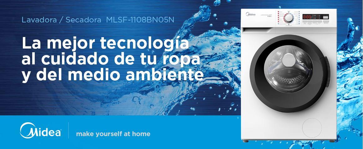 La  mejor tecnología al cuidado de tu ropa y del medio ambiente
