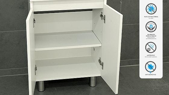 Mueble Ciro blanco