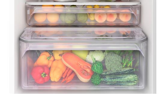 Gaveta Hortinatura con el refrigerador Fensa DF56S