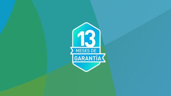 GARANTIA 13 MESES