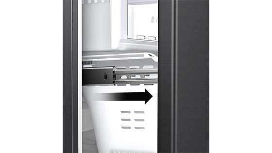 Refrigerador Samsung French Door 441 L con Twin Cooling Plus